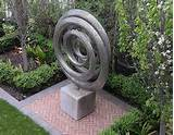 ... garden sculptures add elegance to your garden space with metal art