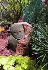 Shona stone sculpture at Living Art in the Garden, Garden #18