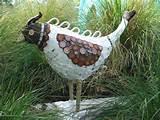 Mosaic Sculpture – Kuppa Bird (Harold) – Anne Schwegmann-Fielding