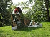 gahr garden sculpture stainless steel sculpture
