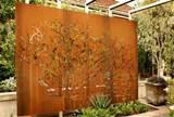 garden art screen