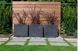 Modern Minimal Garden modern landscape