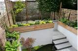Modern Small Home Garden Design