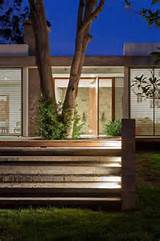 Home design, Small Garden Design For Modern Private Eco House Design ...