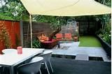 small modern minimalist garden design