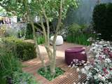 Small Garden Design with Modern Design