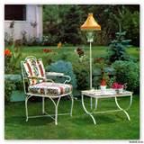 1968 mid century modern vintage garden design ideas plants lawns rock