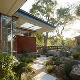 Mid Century Modern Landscaping Design