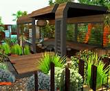Modern homes garden designs ideas.