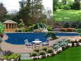 landscape design by lee photo gallery pool landscape design 600x450