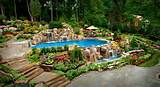 ws landscape design ideas a few pool landscaping ideas html