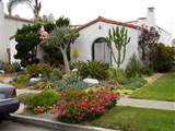 small front yard landscaping ideas as a theme concept