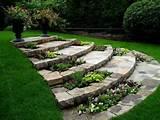 free landscaping ideas walkway