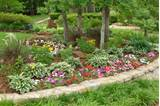 cheap landscaping ideas flower plants