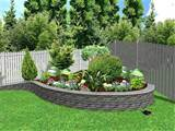 inexpensive backyard landscaping ideas 955