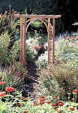 ... Trellises Pergolas Outdoor Decor rustic garden arbor Rustic Wallpaper