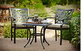 garden furniture sets 2 seater metal garden furniture sets hartman