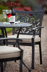 Hartman Celtic Bistro Set - Metal Garden Furniture