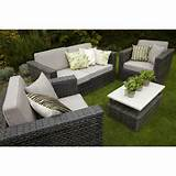 Hartman David Domoney Lattice Lounge Set With Weather Ready Cushions