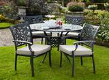 Hartman Jamie Oliver Fire Pit Set - Metal Garden Furniture