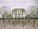 Retro Wrought Iron Patio Furniture: A Worthwhile Investment