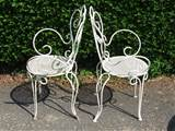 These chairs can be seen and inspected at our showroom.