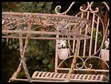 wrought iron garden furniture ironbridge england