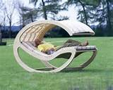 wooden furniture designs for outdoor garden decoration by
