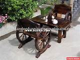 wooden garden furniture china garden sets for sale