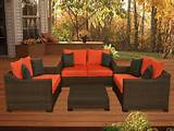 ... garden furniture resin wicker outdoor furniture oxford 4 piece garden