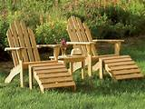 oxford garden adirondack chair and ottoman patio furniture and outdoor