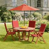 Suntime Garden Furniture New Oxford 4 Seater Garden Furniture Set ...