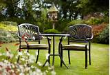 garden furniture sets hartman amalfi bistro set metal garden furniture