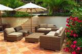 Wicker Furniture A Classy Outdoor Furniture Choice