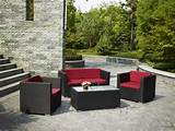 Wicker Furniture/ Wicker Sofa/ Garden Furniture (HB41.9901KD)