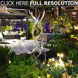 Amazing Backyard Garden Decor : Terrace View Outdoor Backyard Garden ...