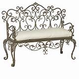 wrought iron chairs Outdoor.info