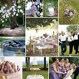 summer wedding color themes summer garden wedding in lilac and pink