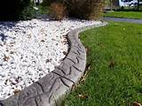 King Of Decorative Concrete Landscape Edging