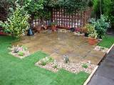 small backyard decorating ideas small patio 4 home building furniture ...