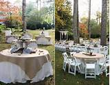 ... rustic wedding chic Rustic Outdoor Wedding Ceremony Decorations