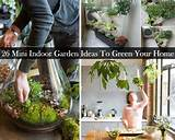 you will love these ideas. As we know installing an indoor mini garden ...
