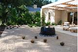 design ideas with fountain gravel patio water feature zen garden