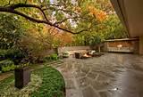 Mid-Century Modern Residence & Garden midcentury-landscape