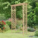 Lindhurst Trellis Arch