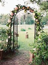 Garden wedding: http://www.stylemepretty.com/2013/08/16/texas-bb ...