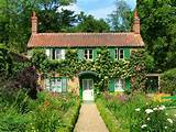 Lovely Country Cottages Of Home Design Country Cottage Gardens Country ...