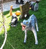 garden decoration ideas halloween decoration ideas front lawn
