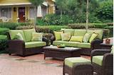 wicker furniture – Outdoor Wicker Furnitures, Bermuda Wicker Coffee ...