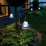 Solar Lights for the Garden with Luxurious Designs